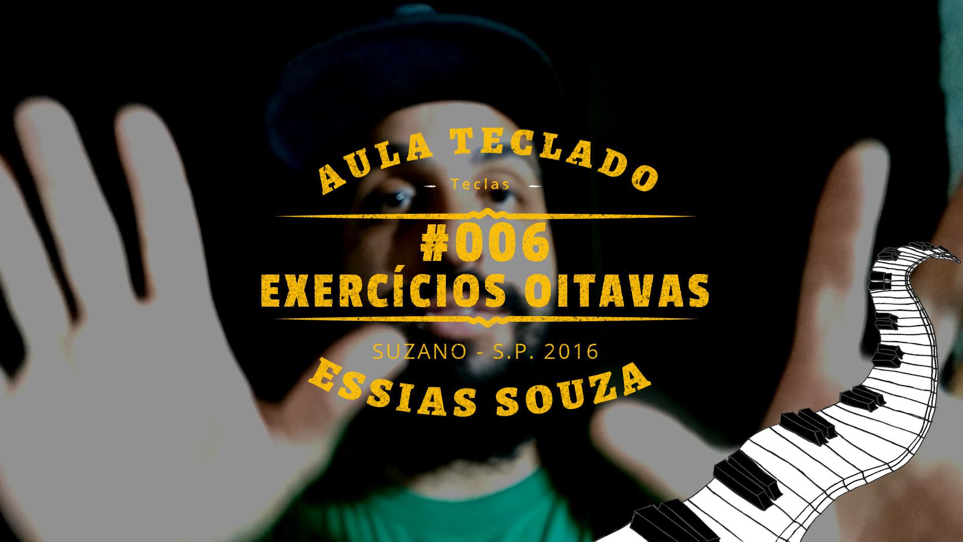 Exercícios Oitavas Das Notas | Aulas de Teclado #6