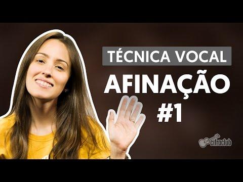 Afinação I Técnica Vocal – Grátis Online