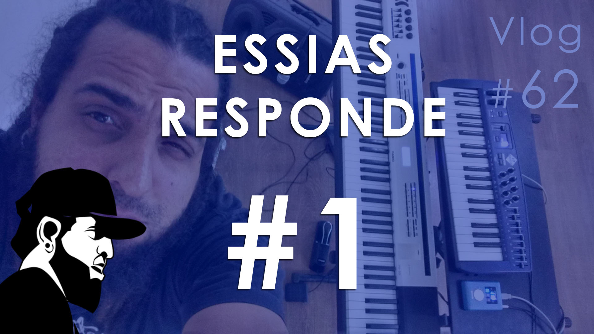 Vlog Essias #62 –  Essias Responde #1