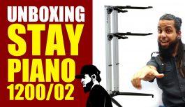 Suporte Para Teclado Stay Piano – O Melhor Suporte (Unboxing) | Tudo Sobre Teclado Musical #26