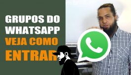 Meus Grupos Do WhatsApp | Vlog Essias #108