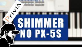Baixe PAD Continuous E Suba No Seu PX-5S | Casio Privia PX-5S (PX5SEP037)