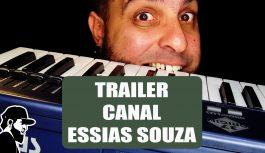 Trailer do Canal Essias – Aprenda Teclado | Vlog Essias (VLESEP116)