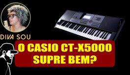 O Casio CT-X5000 Supre Todas Minhas Necessidades? | Tudo Sobre Teclado Musical (TSTMEP036)