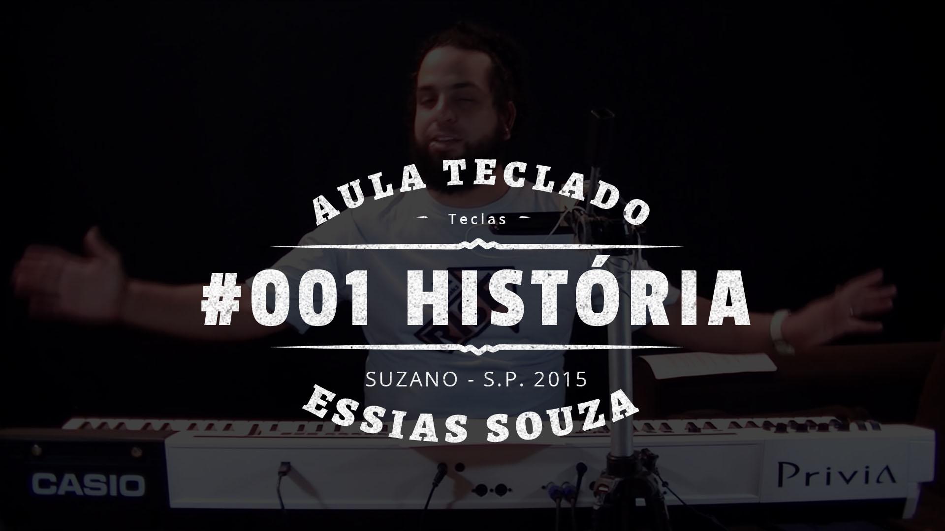A História do Teclado Musical 2/2 | Aulas de Teclado #1
