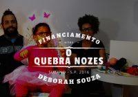 Ajude a Deborah a Dançar o Quebra Nozes – Obrigado – Financiamento Coletivo