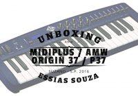 Unboxing – MidiPlus Origin 37 – AMW P37