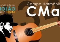 Aula de Violão #34 – Campo Harmonico CMaj