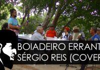 Sérgio Reis – Boiadeiro Errante (Cover) – Dino Do Retiro