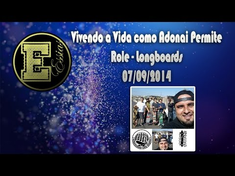 Rolê#3 Longboards Downhill – Suzano SP – Colorado