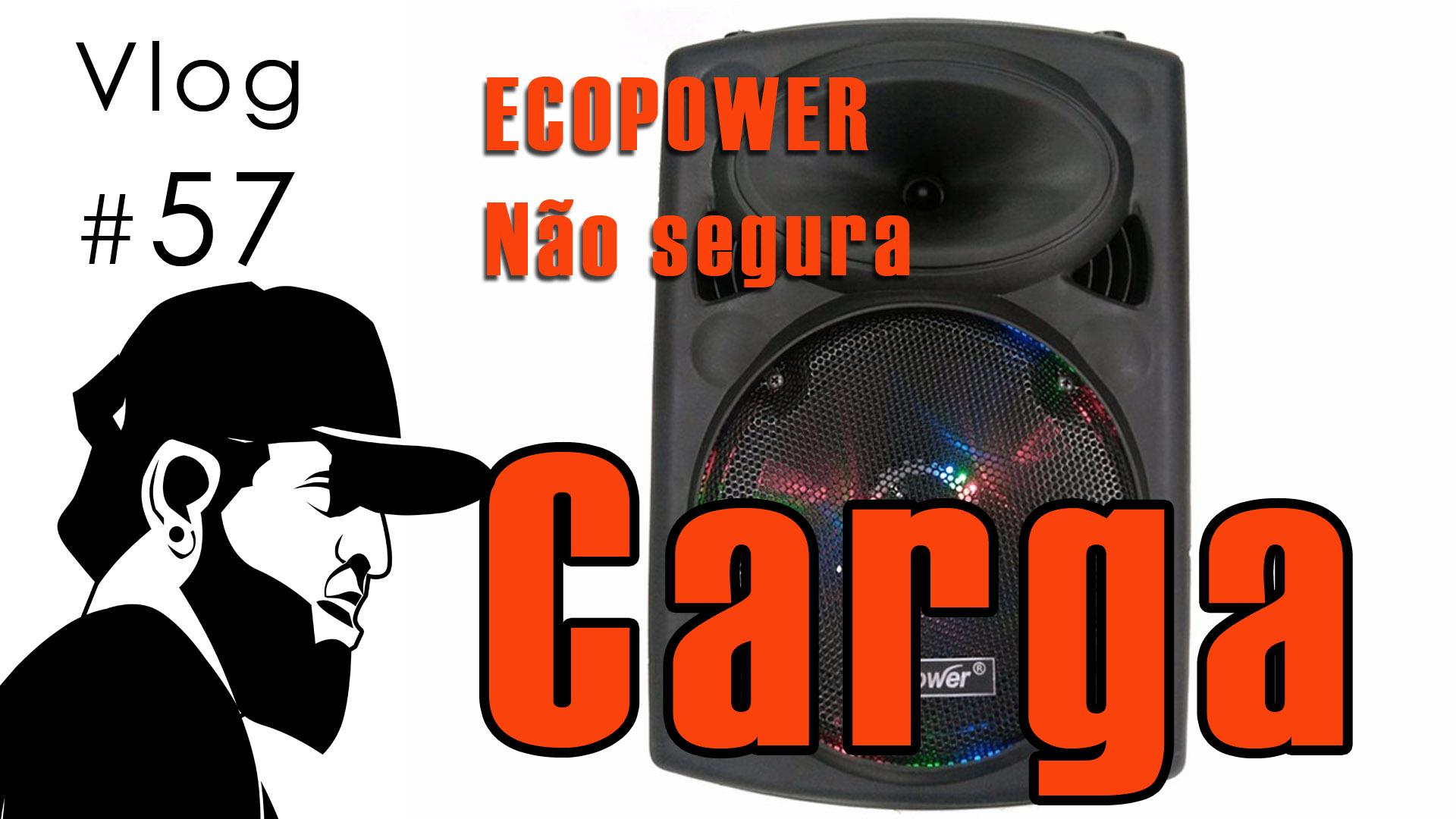 A Bateria da Minha Caixa Ecopower Não Segura Carga! O Quê Fazer?