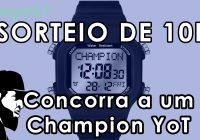 Sorteio Champion YoT No Canal Essias Souza 10k Inscritos