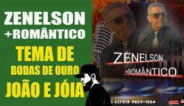 Zenelson +Romantico (Tema Bodas de Ouro Jóia e João) | Vlog Essias #81