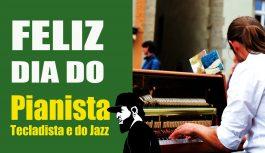 Dia do Tecladista, Pianista e Jazz | Vlog Essias #84