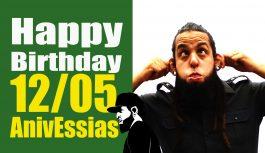 Niver do Essias | Vlog Essias #87