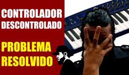 MIDIPLUS Origin 37 Com Pau Nos Controles – Como Resolver? | Teclado Musical Mais Barato #22