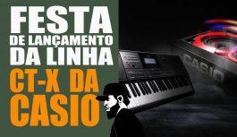 Festa de Lançamento Da Linha CT-X da Casio | Vlog Essias #91