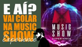 Cola Comigo Na Music Show Experience | Vlog Essias #95