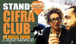Stand do Cifra Club (A Palheta Perdida) #EssiasNoCifraClub | Vlog Essias #96