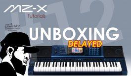 Unboxing Casio MZ-X500 – Conheça Este Teclado! | Casio MZ-X500 #12