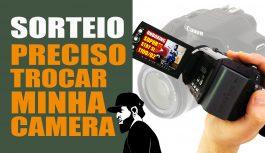 Estou Precisando De Uma Câmera Nova | Vlog Essias #100