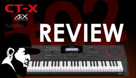 Review Casio CT-X5000 (Teclado Arranjador) | Casio CT-X5000 #2