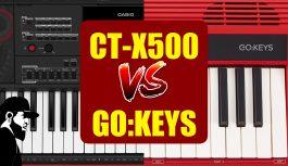 Casio CTX-5000 Vs Roland GO:Keys (Comparativo) | Tudo Sobre Teclado Musical (TSTMEP033)