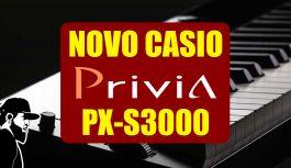 Casio Privia PX-S3000 | Festa De Lançamento 2019 | Tudo Sobre Teclado Musical (TSTMEP034)