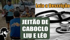 Jeitão de Caboclo – Liu e Léu (Cover) | Vlog Essias (VLESEP122)