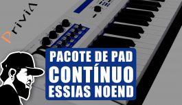 PADS Contínuo No PX-5S Sem Pendrive | Casio Privia PX-5S (PX5SEP041)