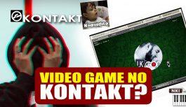 VIDEO GAME NO KONTAKT? OLHA O QUE ESSE CARA FEZ | Tudo Sobre Teclado Musical (TSTMEP044)