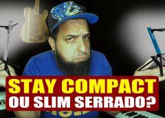 Stay Slim ou Compact? Qual é a Vantagem? | Tudo Sobre Teclado Musical (TSTMEP051)