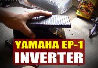 Pedal De Expressão (Conversão Mono Para Estéreo) Yamaha EP-1 | Tudo Sobre Teclado Musical