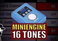 Use 16 Timbres No MIDIPlus miniEngine (Feat MZ-X500) | Tudo Sobre Teclado Musical (TSTMEP062)