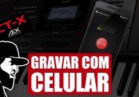 Como Gravar o  Que Eu Toco? (WAV) | Casio CT-X5000