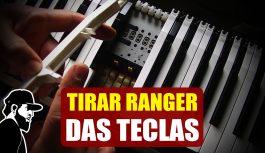 Como Tirar Ruido Das Teclas do Kurzweil SP88 | Tudo Sobre Teclado Musical