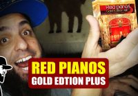 Biblioteca Red Pianos Gold Edition (Review) | Tudo Sobre Teclado Musical