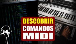 Como Descobrir Os Comandos do Meu Controlador? | Tudo Sobre Teclado Musical