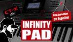 Como Usar PAD Infinito | Casio CT-X5000