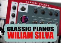 Classic Pianos – Wiliam Silva (Kontakt Library) | Unboxing e Reviews
