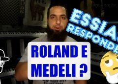Os Teclados Roland E Medeli São Os Mesmos? | #EssiasResponde