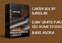 Cakewalk By BandLab Download Free – Grátis