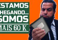 60 Mil Inscritos E Pedal De Expressão | Vlog Essias