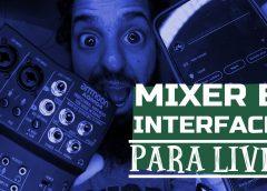 Usando Interface De Audio Para Celular  – Mixer Ammoon AGM-04 | Vlog Essias