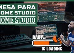 Mesa de Home Studio + Novo Set + Bebê Chegando | Vlog Essias