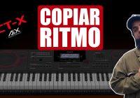Como Copiar Um Ritmo No Pendrive E Como Carregar Em Outro | Casio CT-X5000